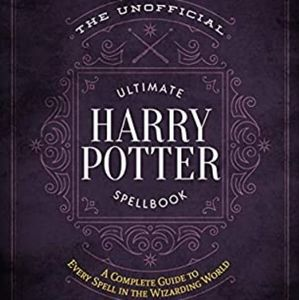 harry potter Other - The Unofficial Ultimate Harry Potter Spellbook